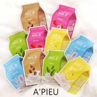 APIEU Milk One Pack Mask Sheet // A'pieu sheet mask