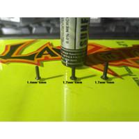 Baut Screw mikro m1.2 m1.4 m1.7 Hitam