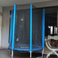 Sewa Rental Preloved Mainan Anak Trampolin / Trampoline Plum Jakarta