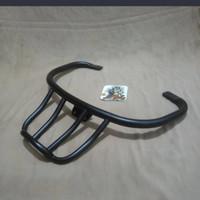 Rear Rack Vespa Lx & S / rep Ziollini / aksesoris Vespa