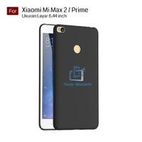 Softcase TPU Hitam Xiaomi Mi Max 2