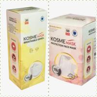 BUNDLING KOSME MASK (Breathable KM-95 + Fitmask)