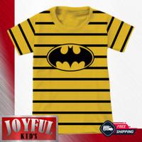 Baju Anak Laki-laki / Kaos Anak Laki-laki BAT SALUR 1 - 10 Tahun