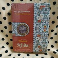 AL QURAN MUSLIMAH AFIDA A6