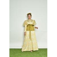 SIDELINE - Purey Dress (Include Obi) - Pre Raya