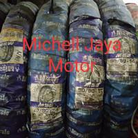 Cuci gudang, Ban matic kembang tahu merek mizzle 90/90-14