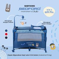 Box Babydoes 17917 Bed Ford/ Box Tidur Bayi