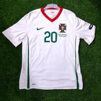 Portugal Away 2008 Jersey Original baju bola asli timnas
