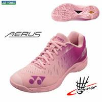 Sepatu Badminton Aerus Z / AerusZ Ladies Pastel Pink Original