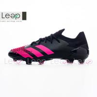 Sepatu Bola Adidas Predator Mutator 20.1 FG Core Black Pink