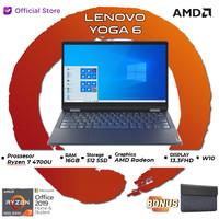 Lenovo Yoga 6 13ARE05 1AID | Ryzen 7 4700U 16GB 512SSD 13.3FHD W10