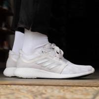 Sepatu Running Original Adidas Edge Lux 3 white silver
