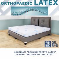 Fullset Kasur Orthopedic Latex DR.BED uk.180x200