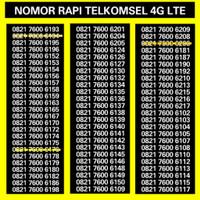 NOMOR CANTIK SIMPATI 4G LTE MURAH MERIAH BUKAN TELKOMSEL XL 11 DIGIT