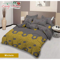 Bedcover lady rose Michele 180x200