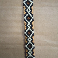 gelang anyaman etnik tangan