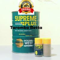 Artemia Supreme Plus Repack 10 Gram SupremePlus Kultur 10gram 10gr
