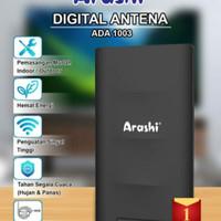 Antena digital arashi ADA1003 Bisa dipasang dalam dan luar ruangan