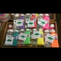 Slime Kit Warna Botol Slime Mainan Anak Bahan Membuat Slime
