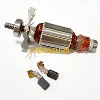 Armature/Angker/Rotor Mesin Ryu RCS 185-1 gratis carbon brush/arang