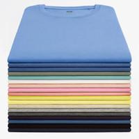 UNIQLO Kaos Pria Supima Cotton Crew Neck T-Shirt / Kaos Polos Pendek