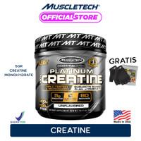 MUSCLETECH PLATINUM 100% CREATINE 400GR