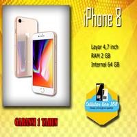 Apple iPhone 8 64Gb Garansi Distributor 1 Tahun