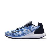 Sepatu Tenis Tennis Nike Air Zoom Zero Clay Light Blue Original