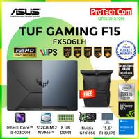 ASUS TUF GAMING F15 FX506LH i5-10300H 8GB 512GB GTX1650 4GB W10 144HZ
