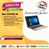 Asus X441BA GA441T A4-9125 4GB 1TB WIN10 ODD