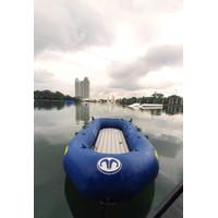 Perahu Karet Aqua Marina Mancing & Rekreasi Olahraga Air Bergaransi