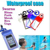 WATER PROOF / PELINDUNG HANDPHONE ANTI AIR