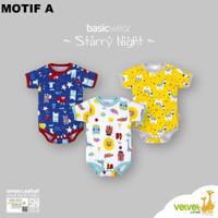 ROMPER JUMPER SEGITIGA / Baju Kodok bayi VELVET JUNIOR ukuran Newborn
