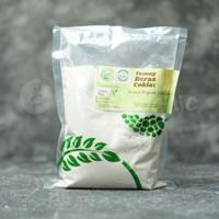Tepung Beras Coklat 500gr - Lingkar Organik