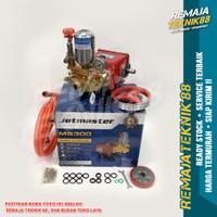 POWER SPRAYER JETMASTER MS300 / MESIN SEMPROT AIR CUCI MOBIL MS 300
