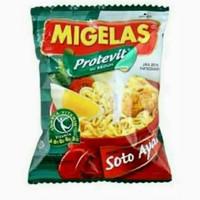 Mie Gelas Migelas Renceng Soto Ayam 10 Pcs Sachet 10Pcs