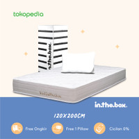 Spring bed inthebox Ukuran 120x200 (Full)