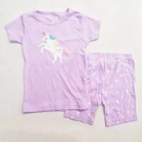 Carters Pajamas Set Cewek | Baju Tidur Anak Perempuan