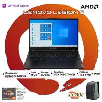 Lenovo Legion 5 MLID   Ryzen 5 4600H 16GB 512SSD GTX1650Ti 4GB W10