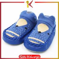SK-P3 Sepatu Anak Bayi-Baby Prewalker Shoes Socks Anti Slip Kaos Kaki