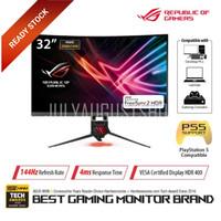 ASUS ROG Strix XG32VQR Curved HDR Gaming Monitor - 32 inch 144Hz 4ms