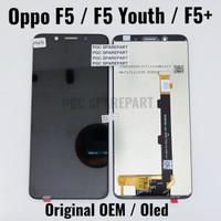 Original OEM LCD Touchscreen Fullset Oppo F5 / F5+ F5 PLUS / F5 Youth