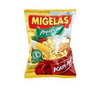 Mie Gelas Migelas Kari Ayam 10 Pcs Sachet