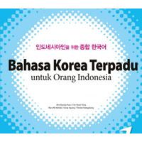 Buku Bahasa Korea Terpadu Untuk Orang Indonesia / Bisa COD
