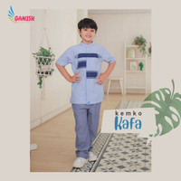 Koko anak baju muslim anak laki laki setelan lebaran katun 2-14 tahun