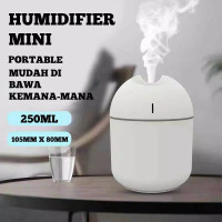 pelembab udara ultrasonic aroma diffuser air humidifier wooden