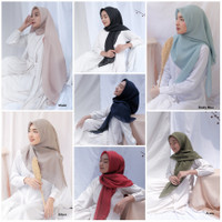 Jilbab Segi Empat by Penina Hijab