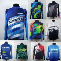 Kaos/Baju/Jersey Balap Sepeda/Gowes - RANDOM / CHAT, L