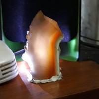 Natural Obi Bacan Nukleus Rough / Spesimen Untuk Pajangan meja kerja