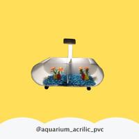 Aquarium Akrilik cupang